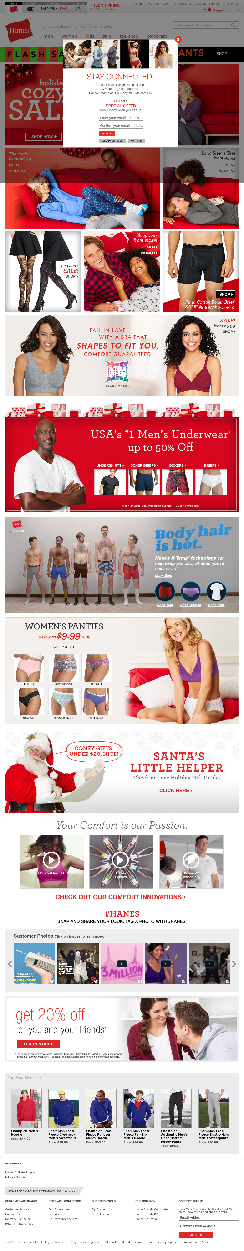 eb7f72058d5 Owler Reports - Press Release  Hanesbrands   Kangaroo-M to Roam  Hanes  New  Comfort Flex Fit Men s Boxer Briefs Bring the Pouch to Combat the Ouch