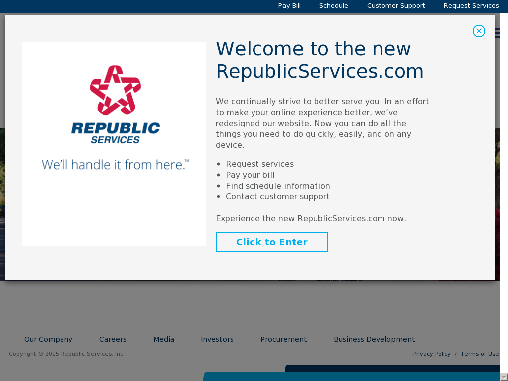 Republic Services Competitors, Revenue and Employees - Owler Company