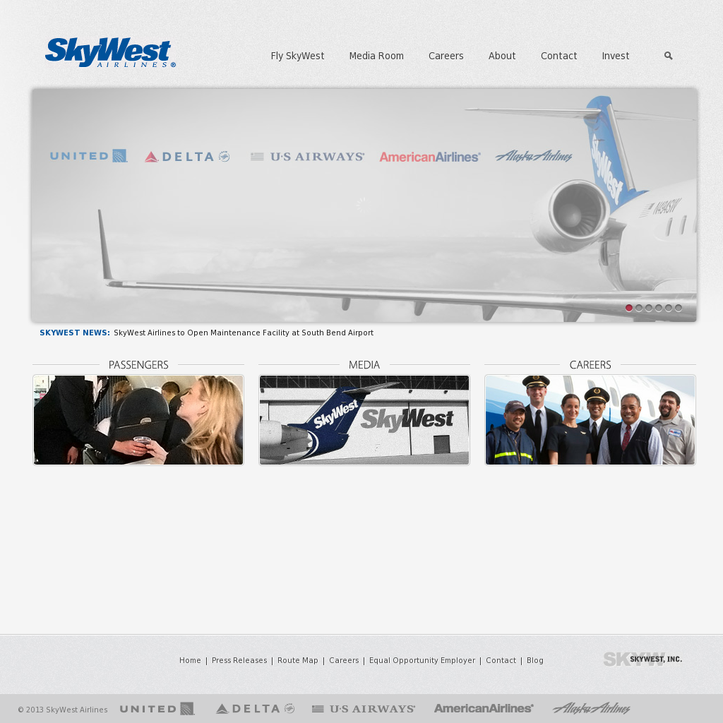 SkyWest Competitors, Revenue and Employees - Owler Company