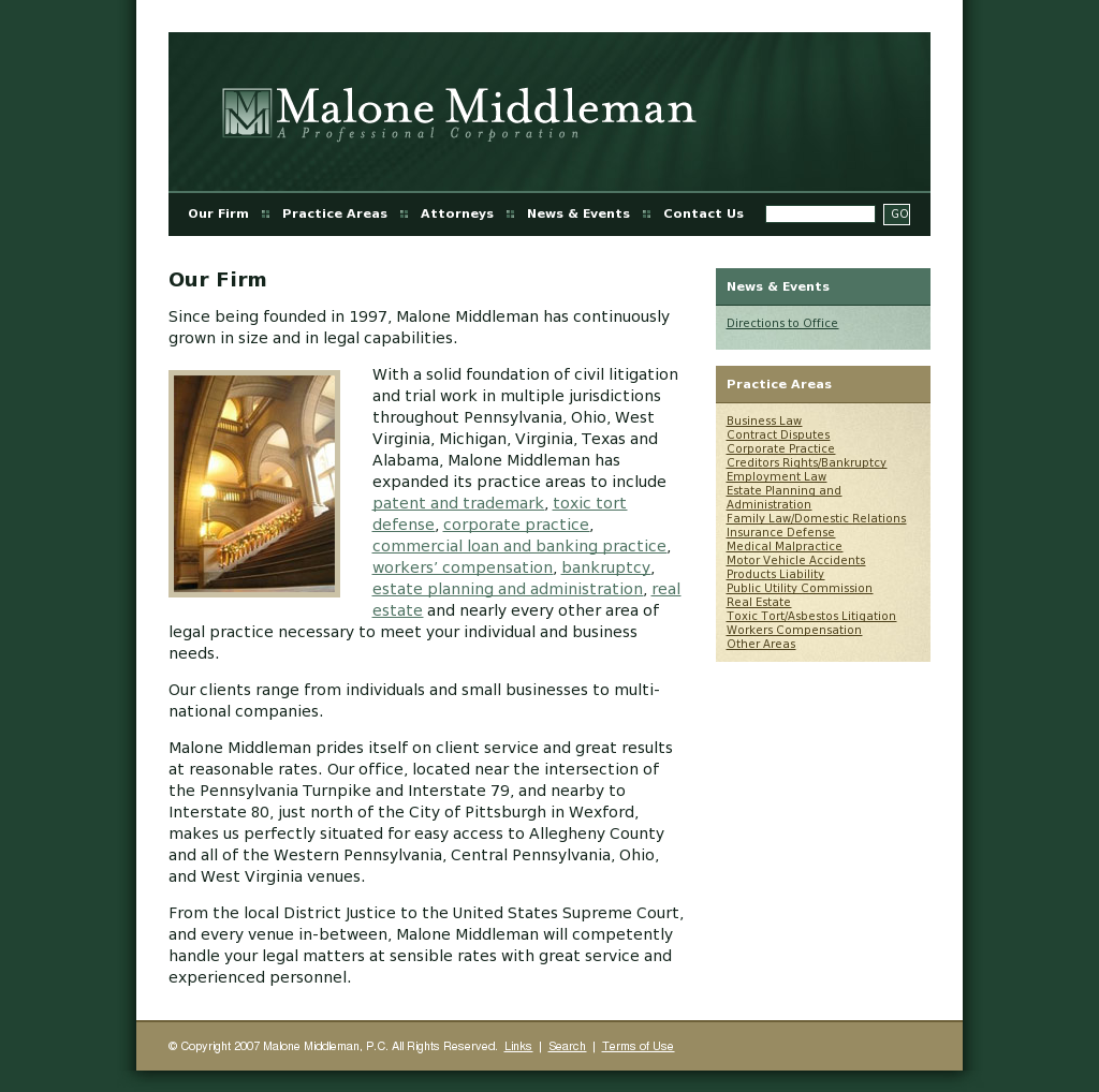 Malone Middleman Competitors, Revenue and Employees - Owler Company