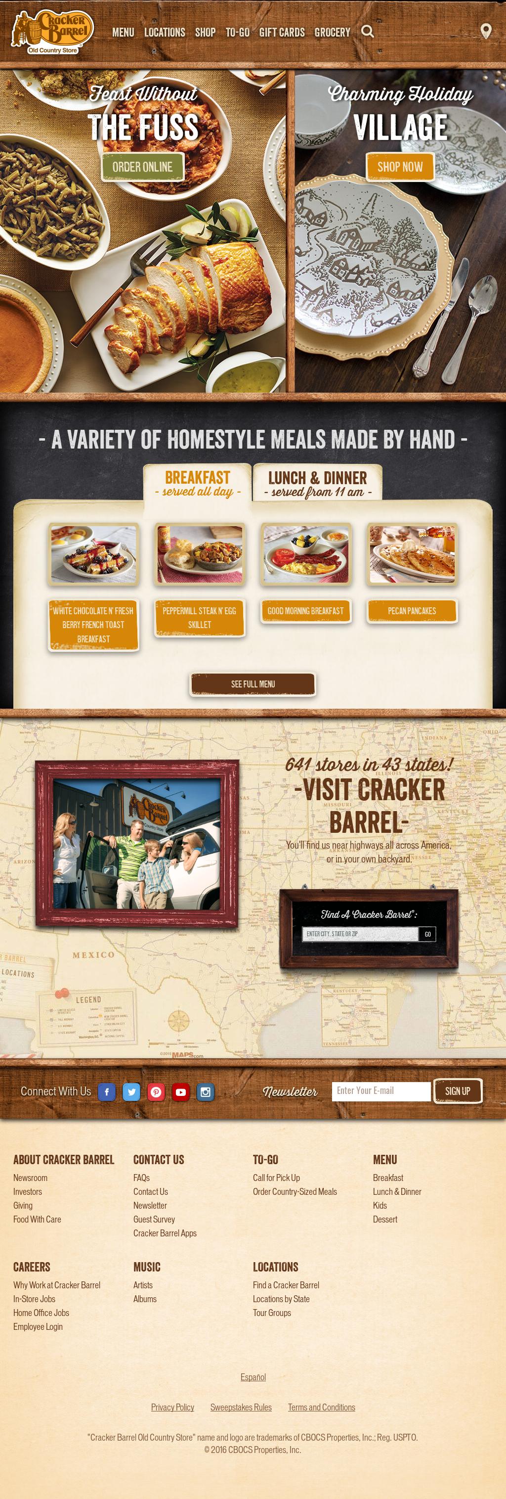 Cracker Barrel Competitors Revenue And Employees Owler Company