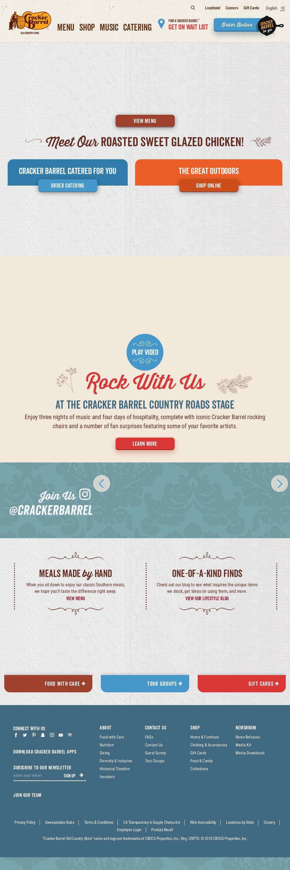 Cracker Barrel Competitors, Revenue and Employees - Owler Company ...
