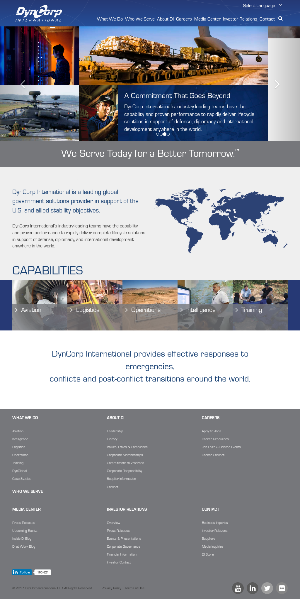 DynCorp International Competitors, Revenue and Employees - Owler