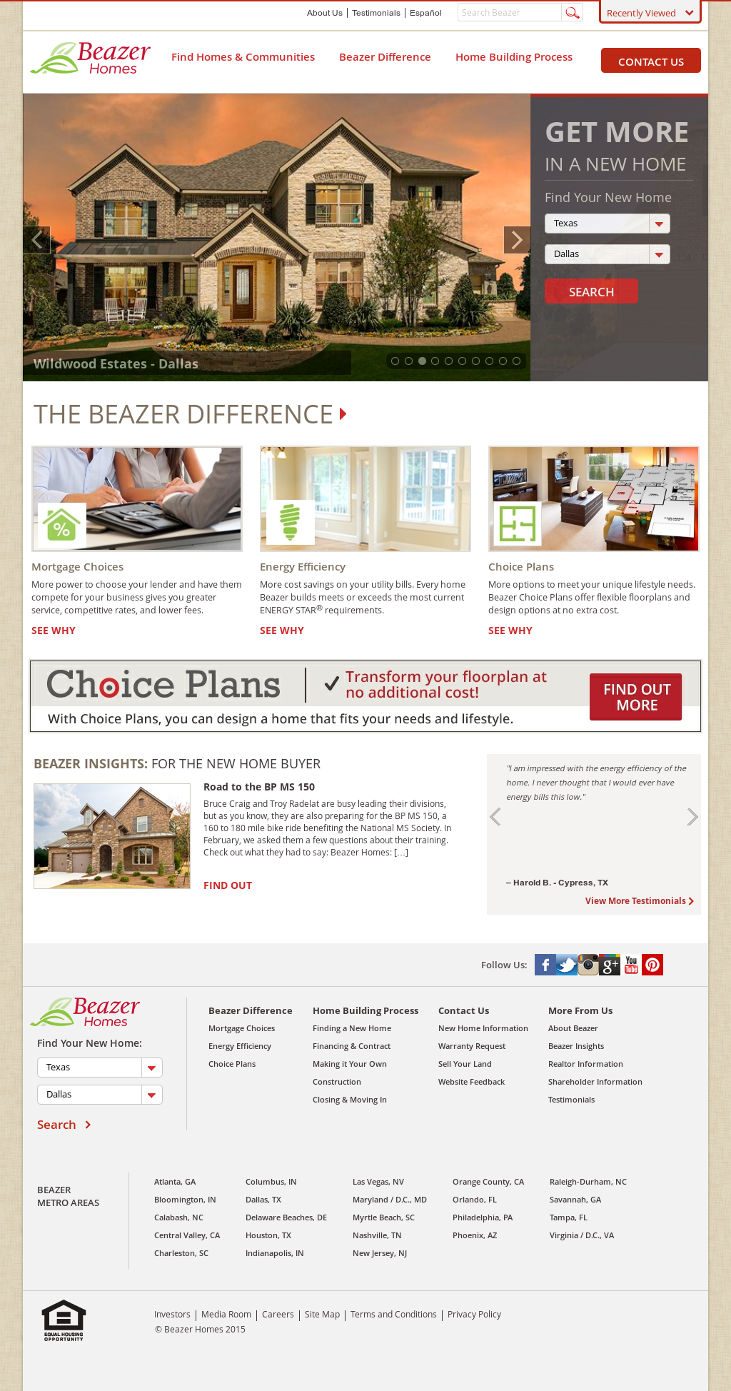 Beazer Homes Competitors, Revenue and Employees - Owler Company Profile