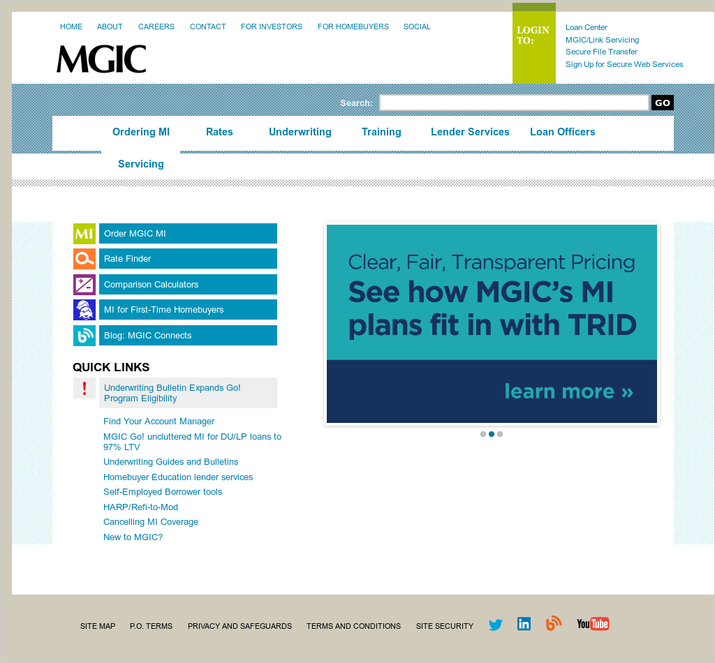 MGIC Competitors, Revenue and Employees - Owler Company Profile