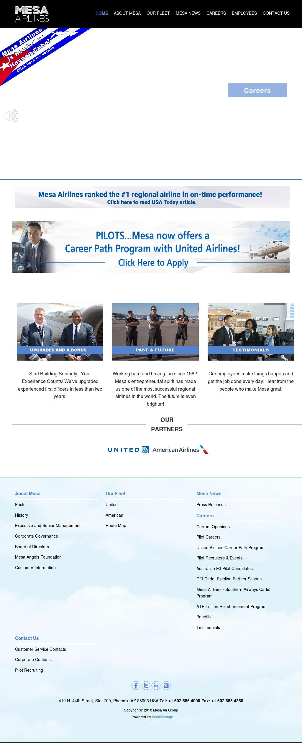 Mesa Competitors, Revenue and Employees - Owler Company Profile
