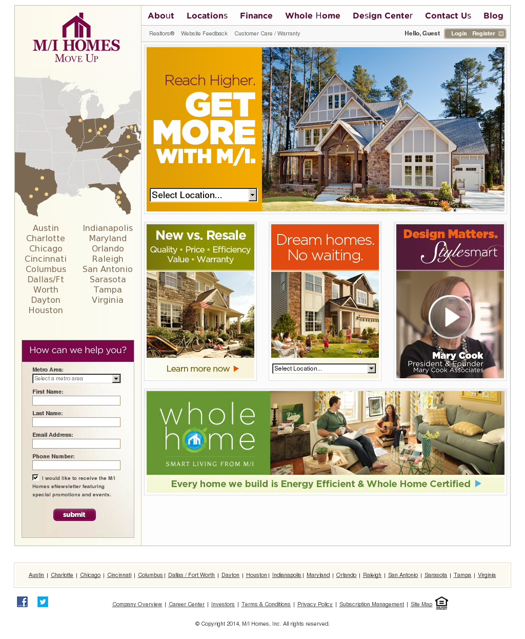 M/I Homes Competitors, Revenue And Employees   Owler Company Profile