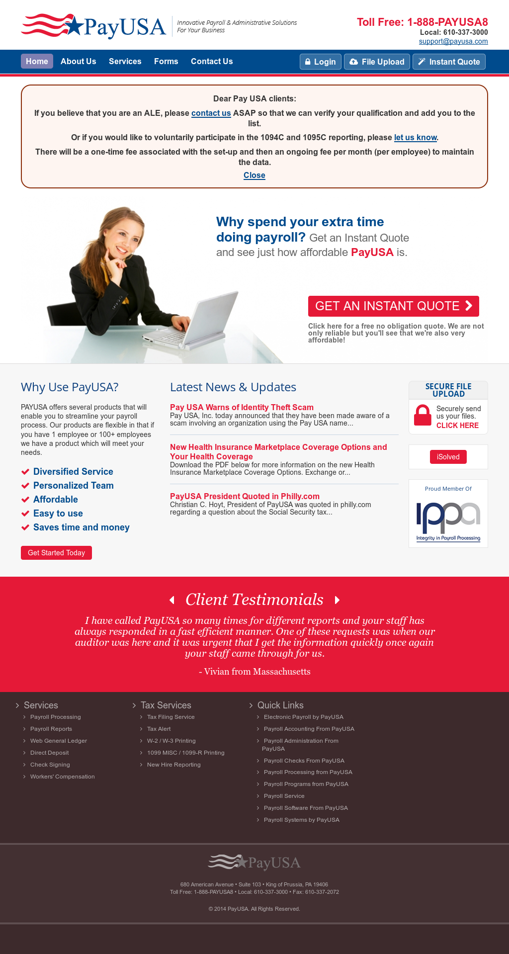 PayUsa Competitors, Revenue and Employees - Owler Company