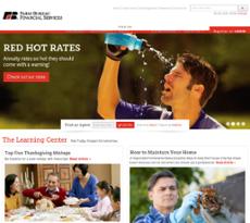 Farm Bureau Financial Services website history