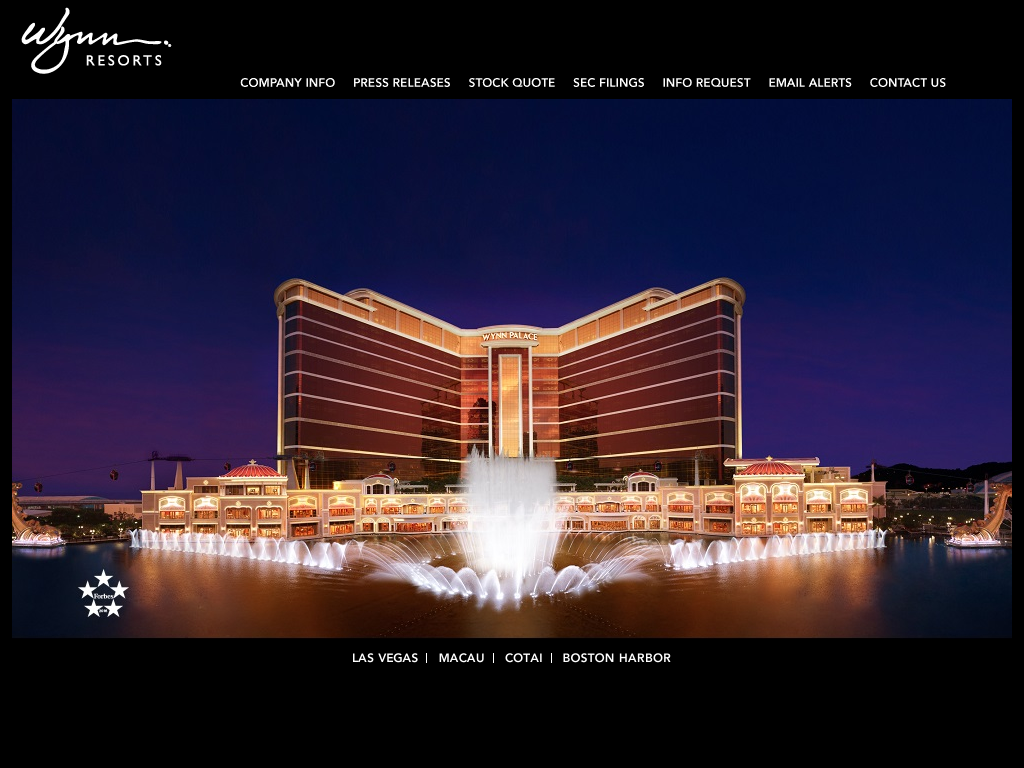 Wire Wynn Employee Sign   Wynn Resorts Competitors Revenue And Employees Owler Company Profile