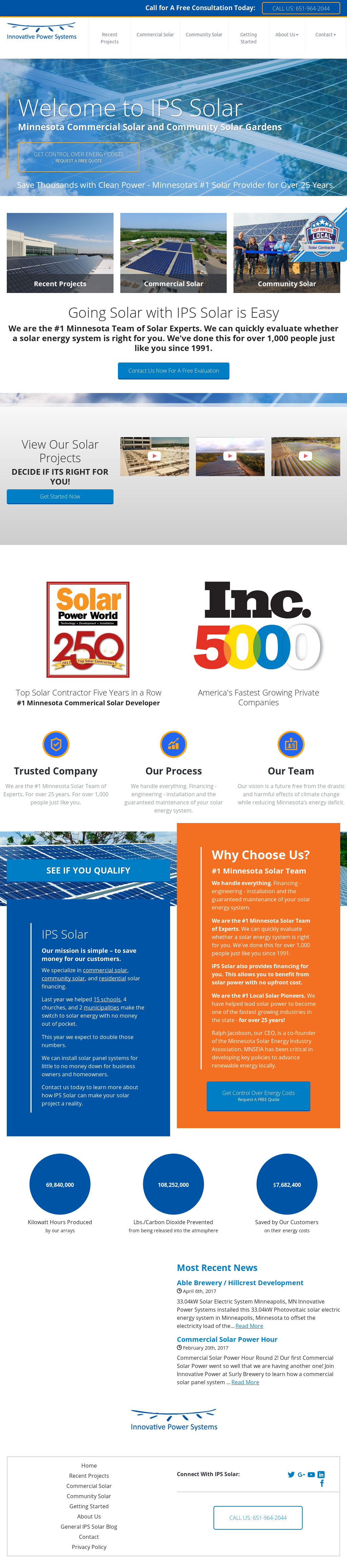 Ips Solar Competitors, Revenue and Employees - Owler Company