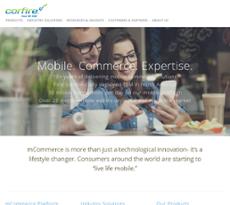 CorFire website history