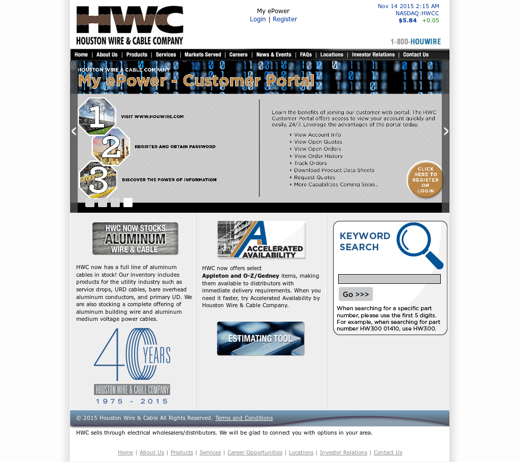 HWC Competitors, Revenue and Employees - Owler Company Profile