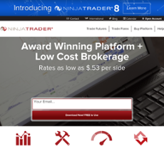 NinjaTrader Competitors, Revenue and Employees - Owler