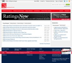 DBRS website history