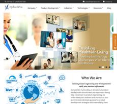 HyTechPro website history