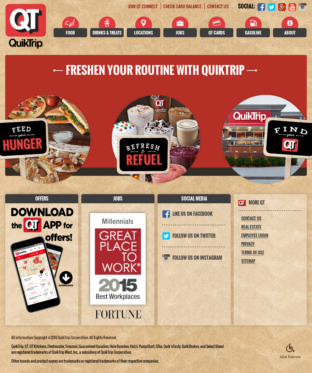 QuikTrip Competitors, Revenue and Employees - Owler Company Profile