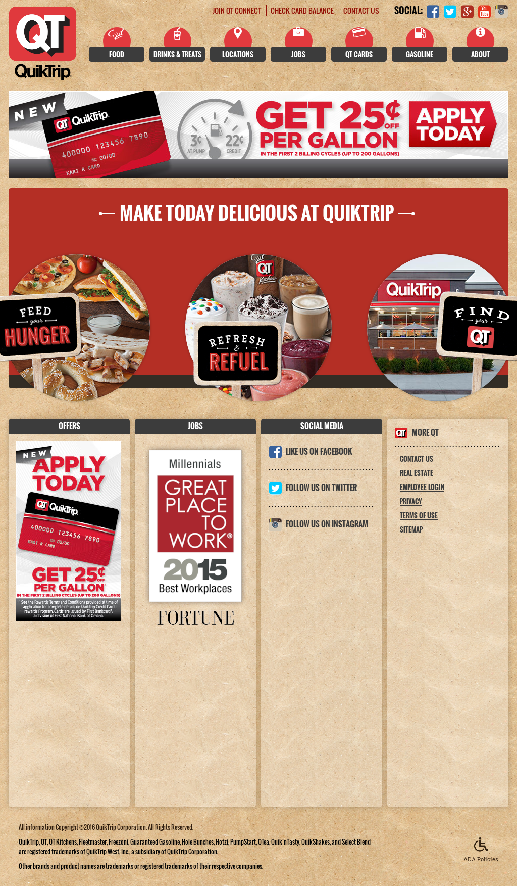 QuikTrip Competitors, Revenue and Employees - Owler Company
