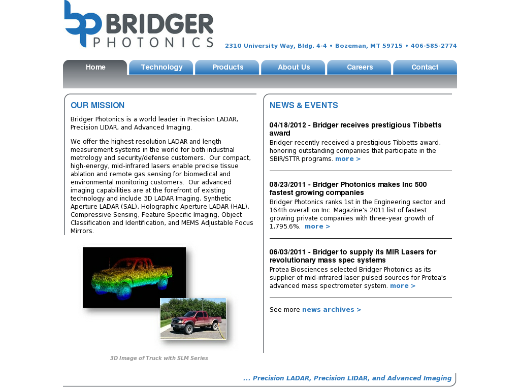 Bridger Photonics Competitors, Revenue and Employees - Owler Company