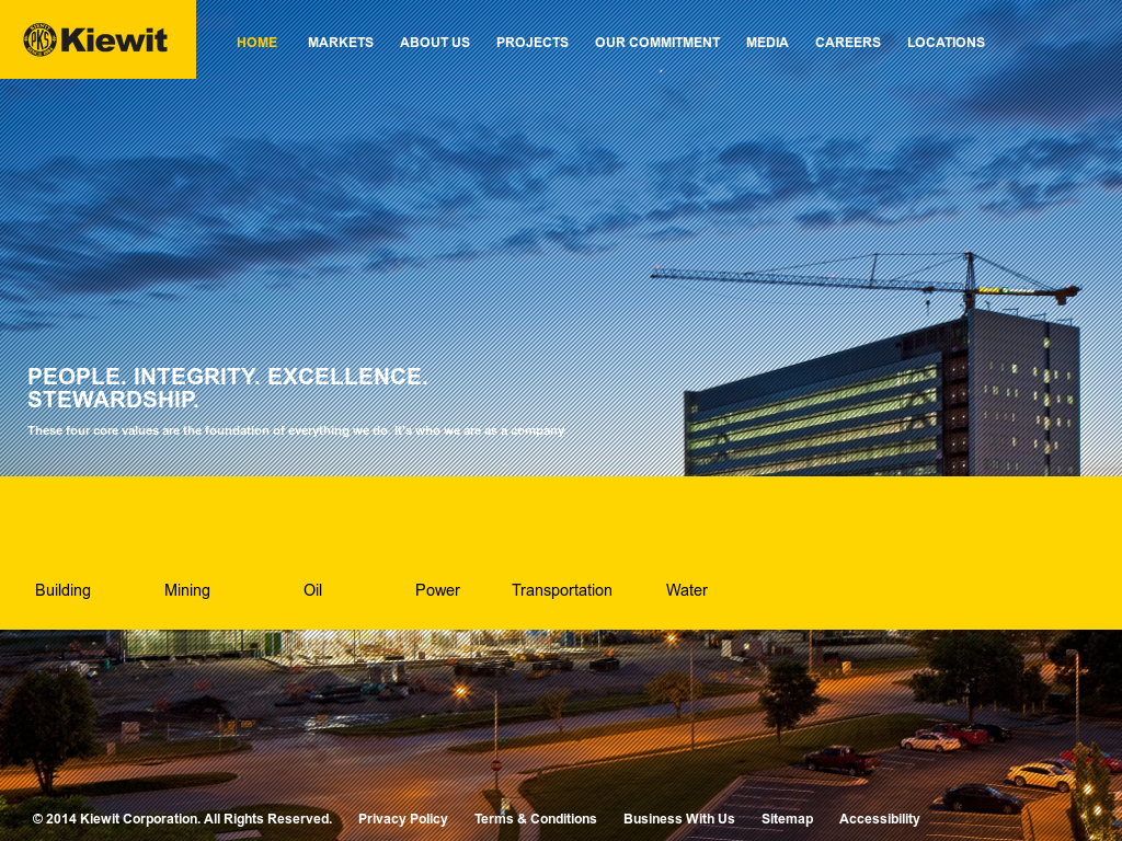 Kiewit Competitors, Revenue and Employees - Owler Company