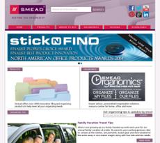 Smead website history