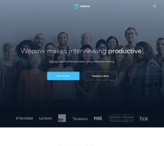 Wepow website history