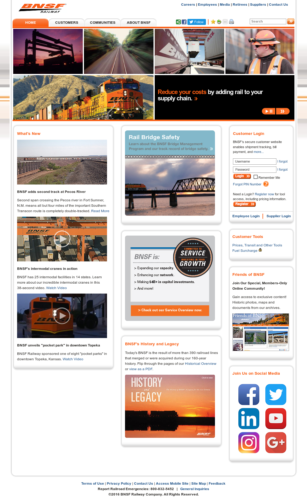 BNSF Competitors, Revenue and Employees - Owler Company Profile