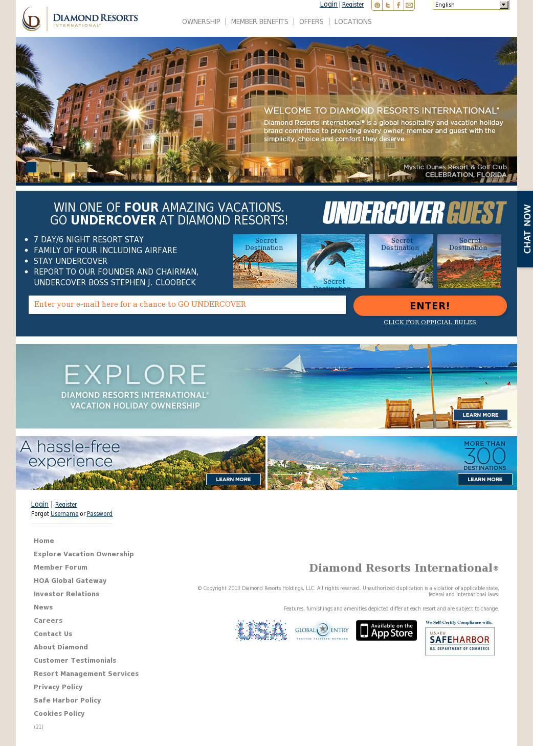 Diamond Resorts Competitors, Revenue and Employees - Owler