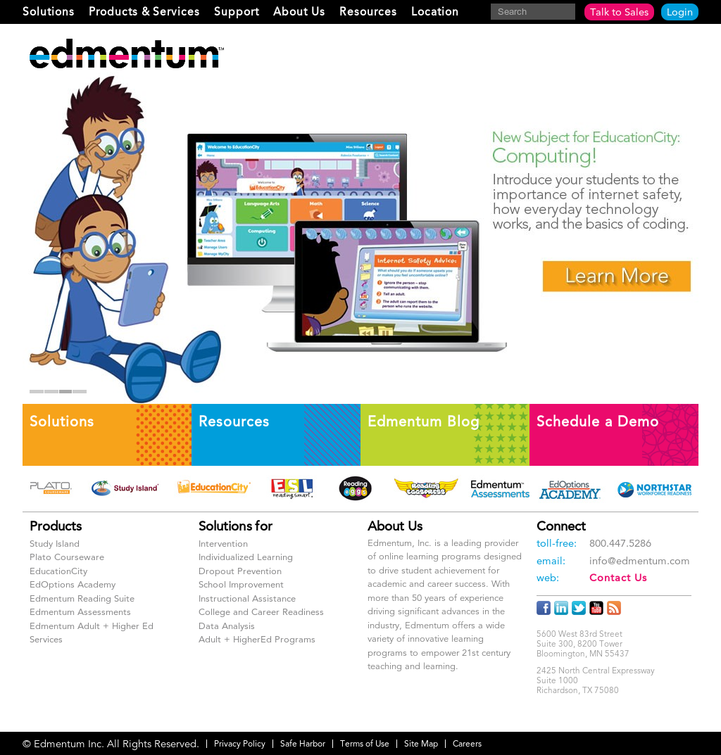 Special Education 4 Teaching Best Practices Edmentum Blog >> Edmentum Competitors Revenue And Employees Owler Company Profile