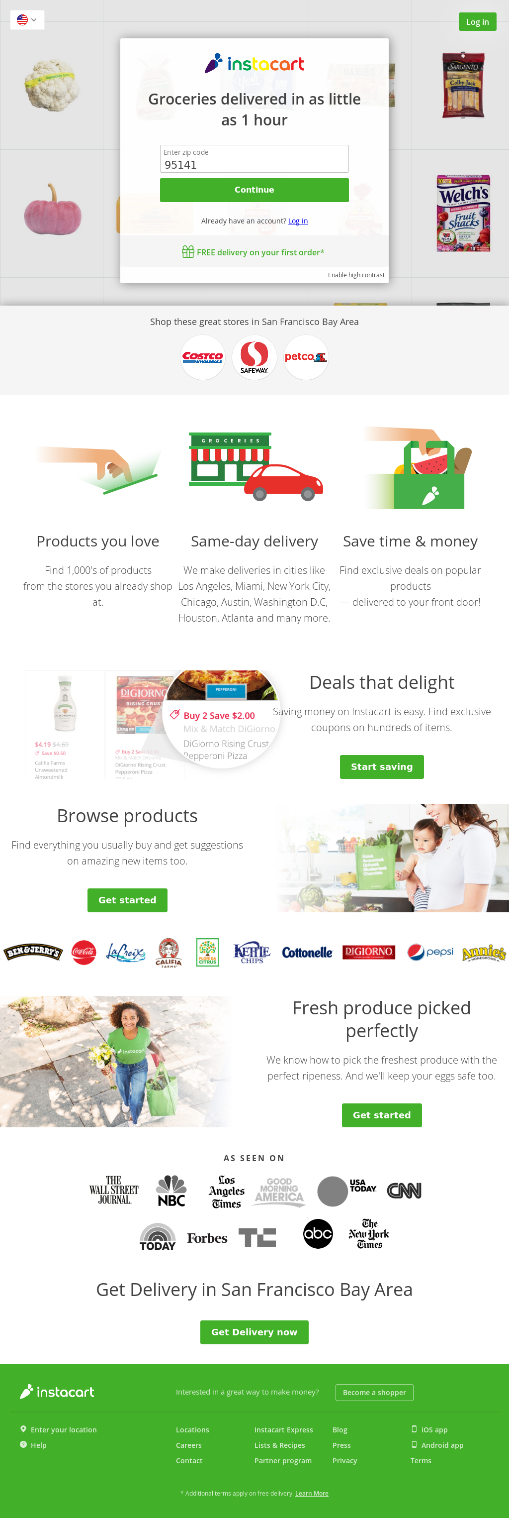 Instacart Competitors, Revenue and Employees - Owler Company Profile