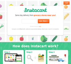 Instacart Competitors, Revenue and Employees - Owler Company