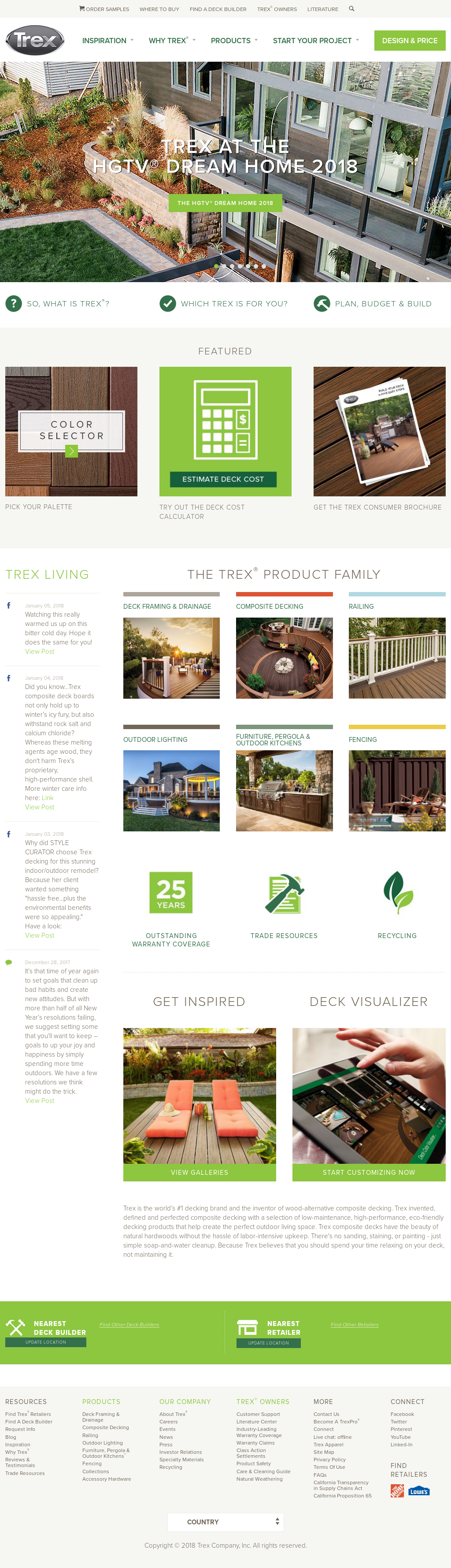 Trex Competitors, Revenue and Employees - Owler Company Profile