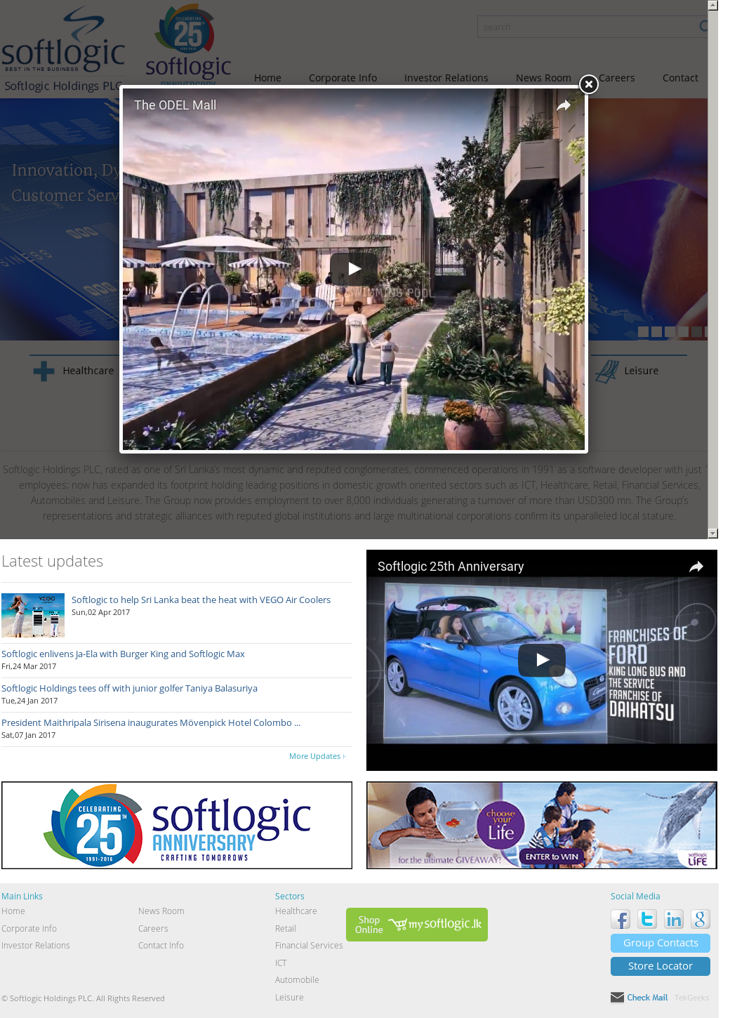 Softlogic Competitors, Revenue and Employees - Owler Company Profile