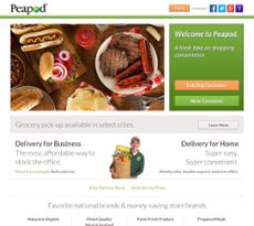 Peapod Competitors, Revenue and Employees - Owler Company