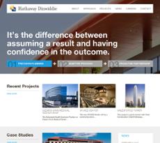 Hathaway Dinwiddie website history