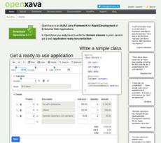 Open Xava Competitors, Revenue and Employees - Owler Company Profile