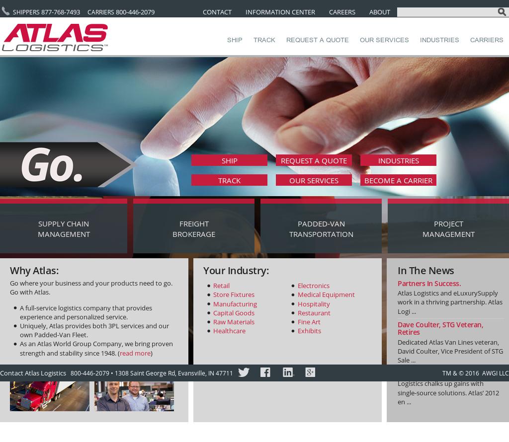 Atlas Logistics Careers