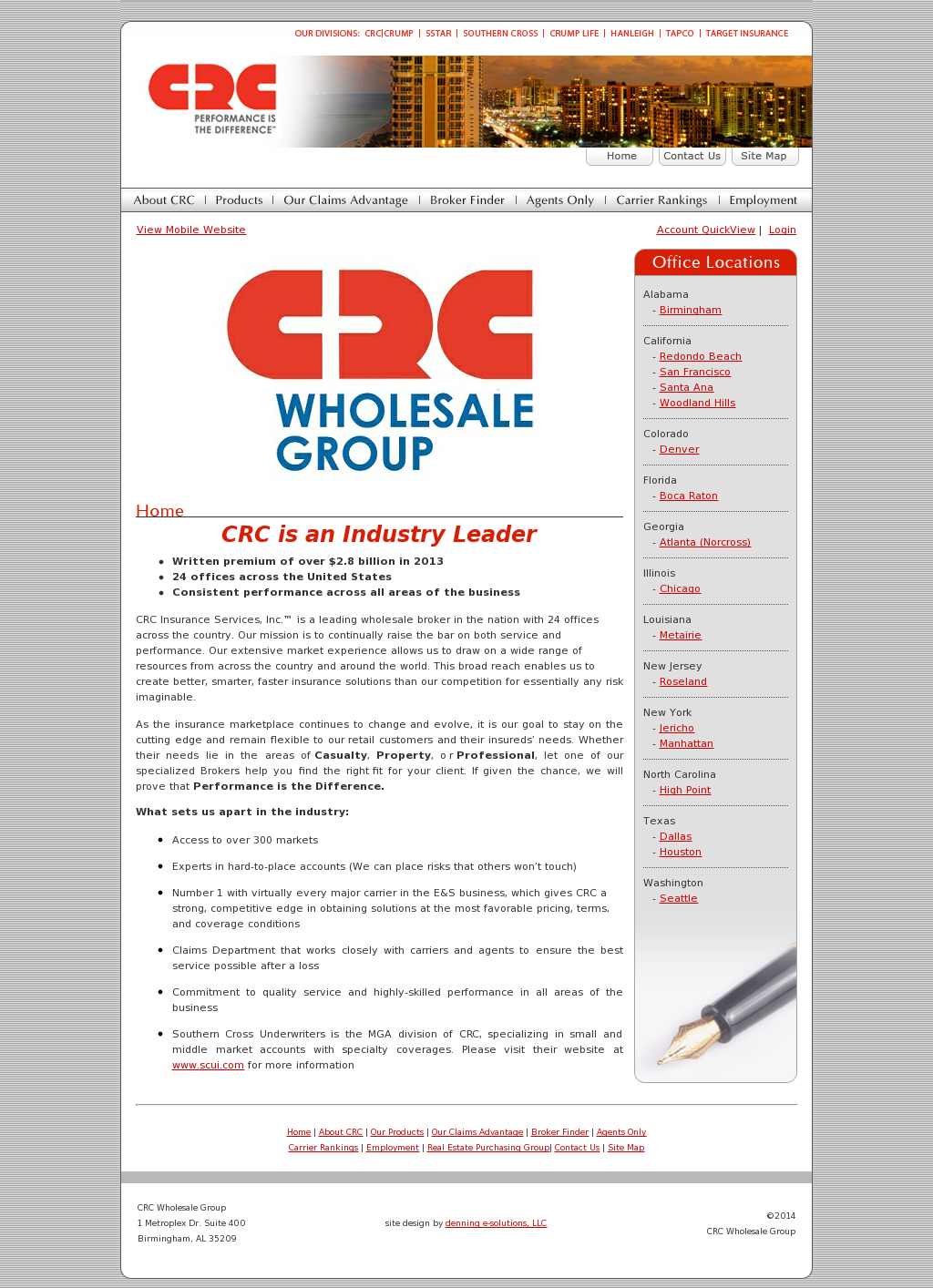 CRC Competitors, Revenue and Employees - Owler Company Profile