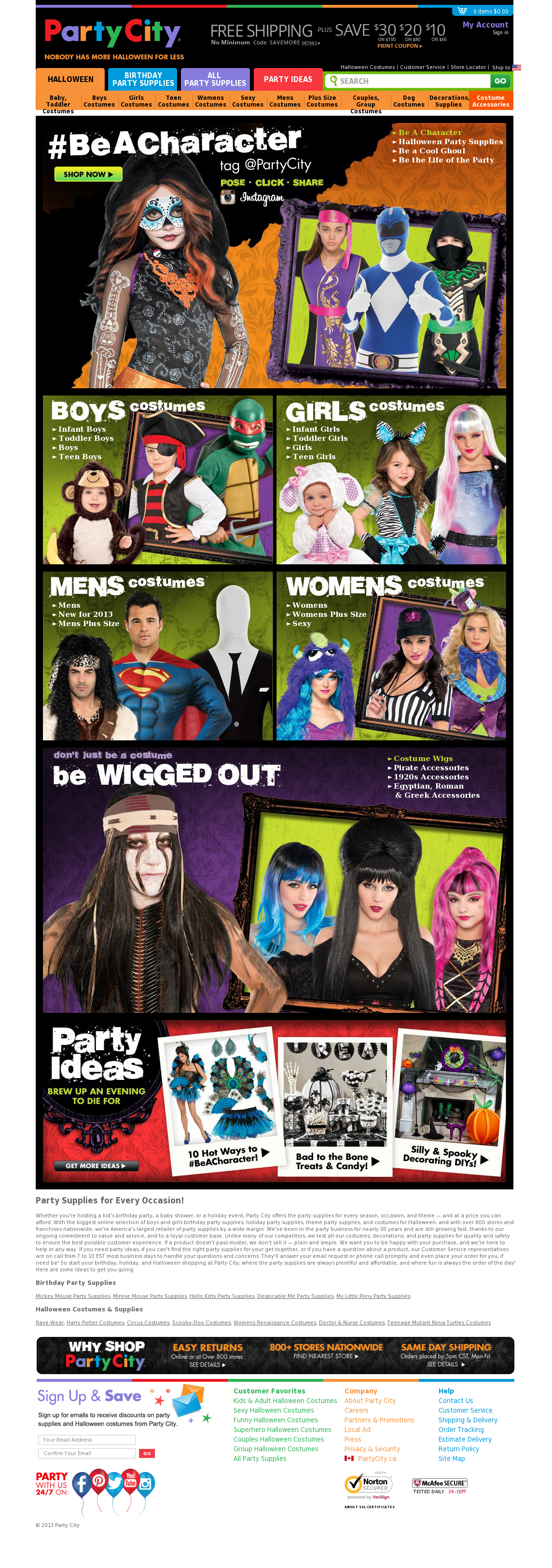 party city competitors, revenue and employees - owler company profile