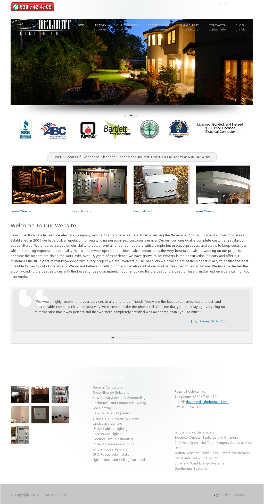 Reliant Electrical Competitors Revenue And Employees Owler House Wiring Logo Company Profile