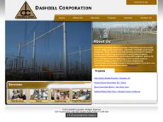Dashiell  website history