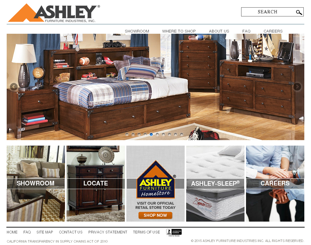 Ashley Competitors, Revenue And Employees   Owler Company Profile