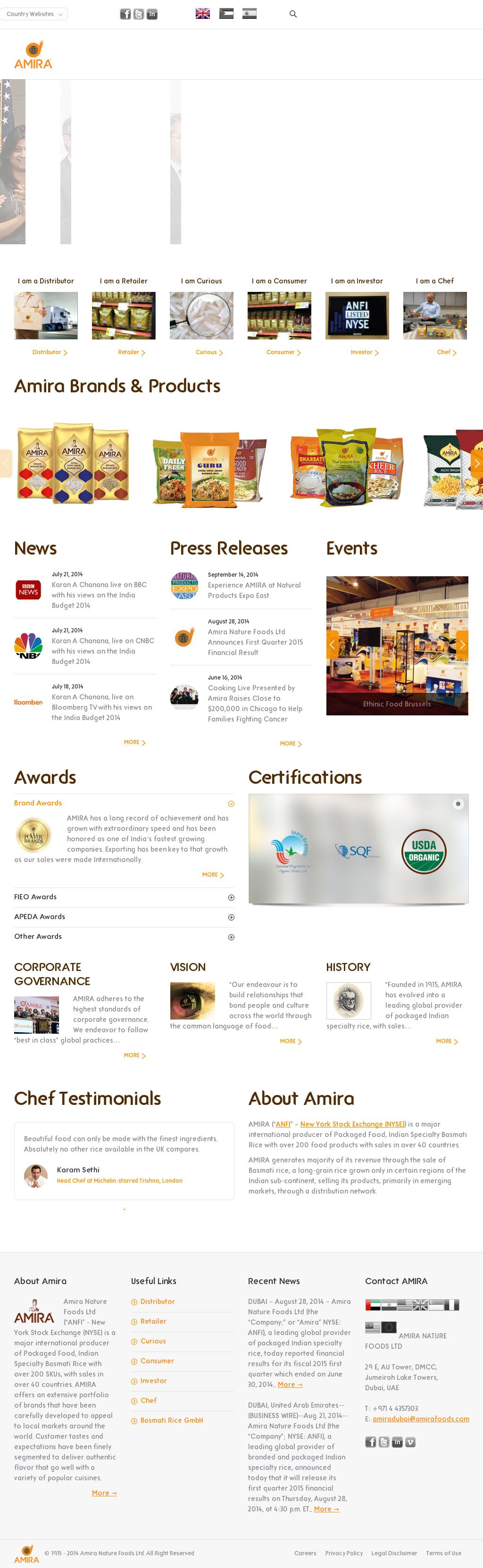 Amira Competitors, Revenue and Employees - Owler Company Profile