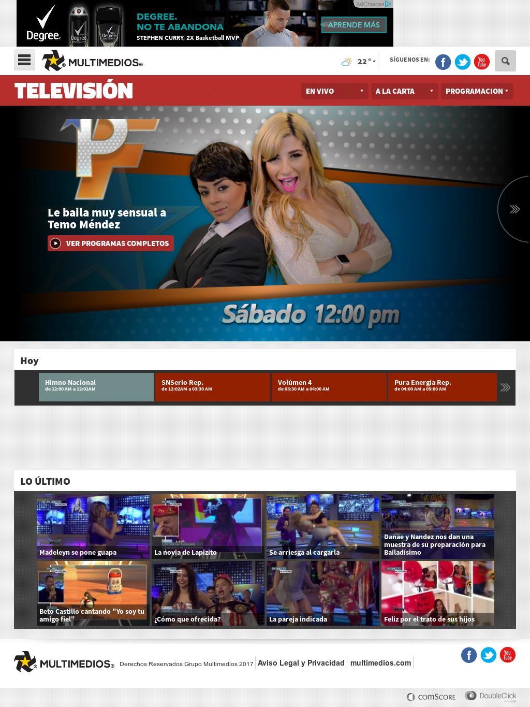 Multimedios television monterrey online dating