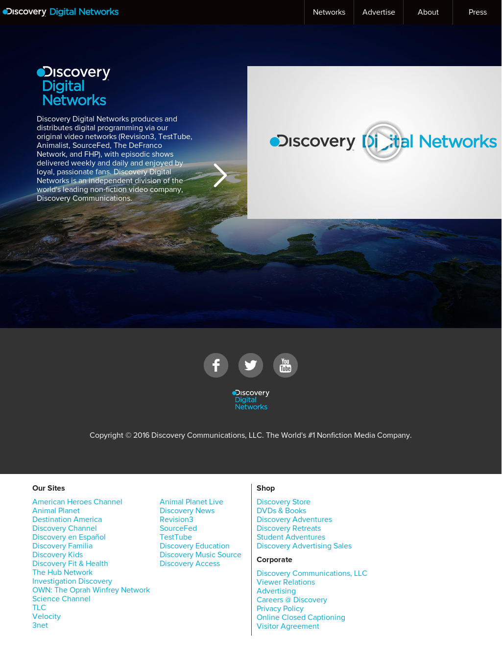 Discovery Digital Networks Competitors, Revenue and Employees
