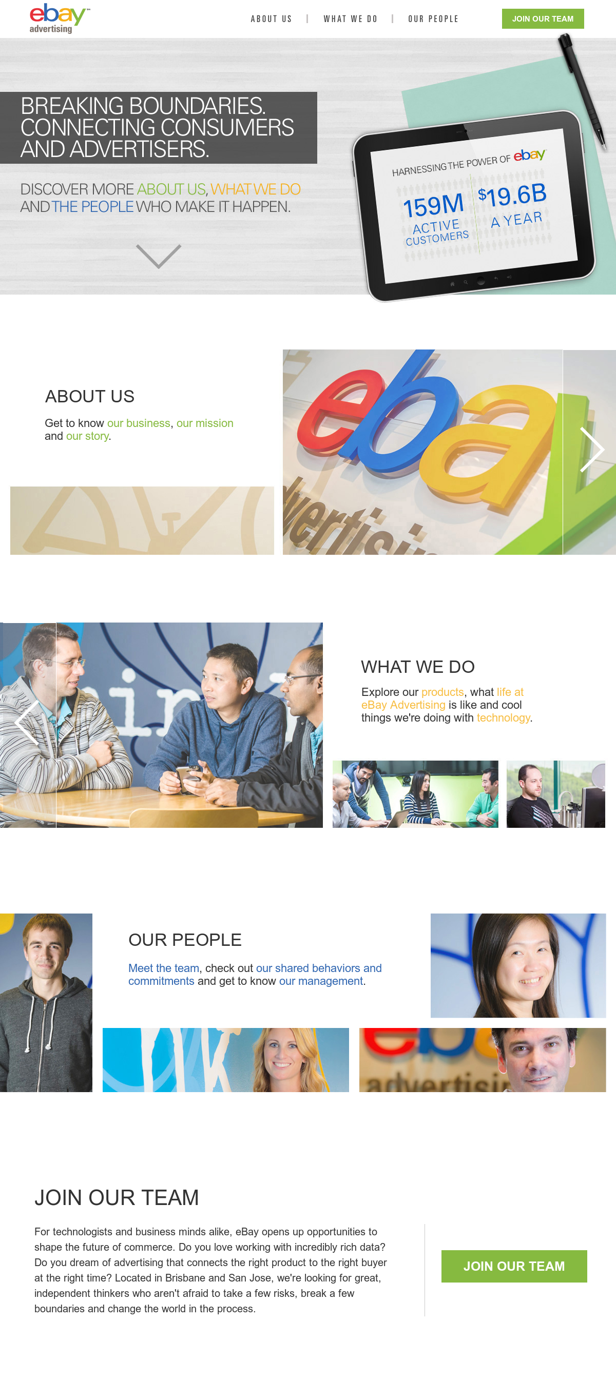 Ebay Advertising Competitors Revenue And Employees Owler Company Profile