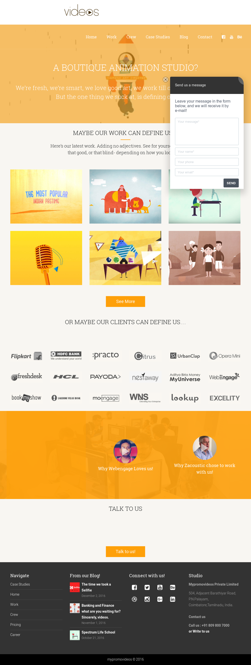 Mypromovideos Competitors, Revenue and Employees - Owler