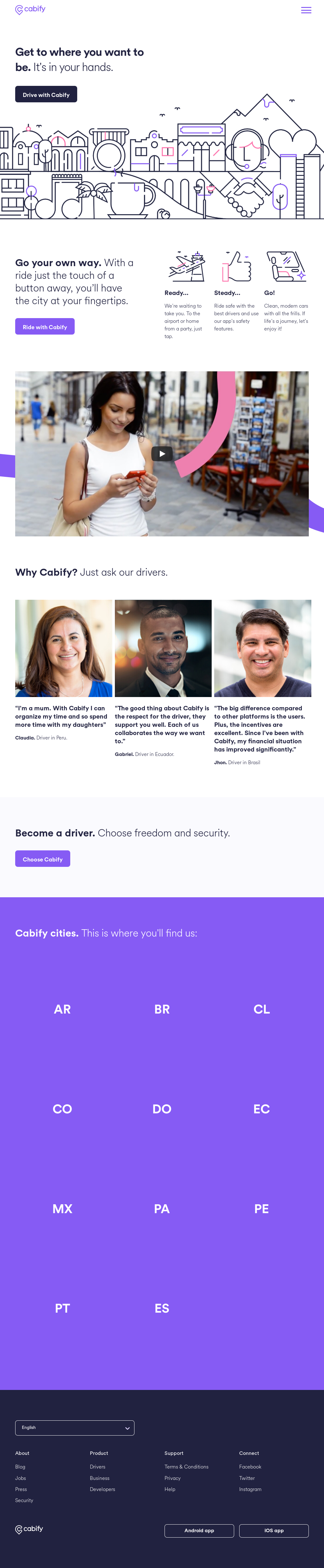 Cabify Competitors, Revenue and Employees - Owler Company