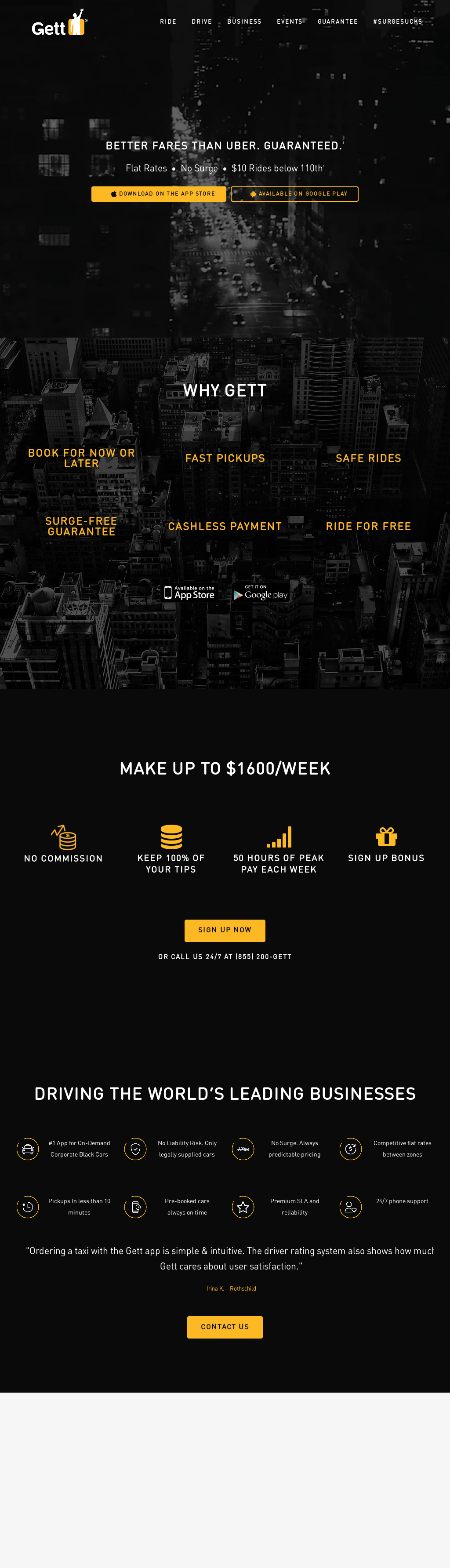 Gett Competitors, Revenue and Employees - Owler Company Profile