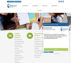 Carolinas IT website history